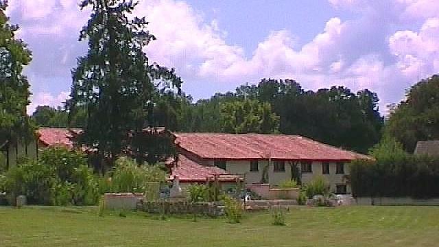 Jardins de La Croix Spa