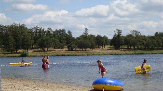 On s'amuse aux lacs de Haute Charente